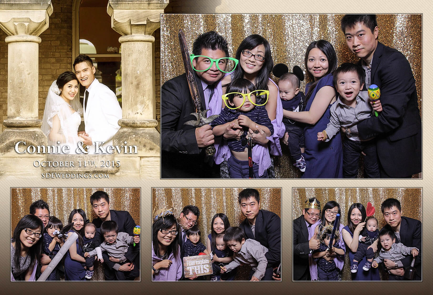 Toronto Chinese Wedding Photo Booth Rental 5