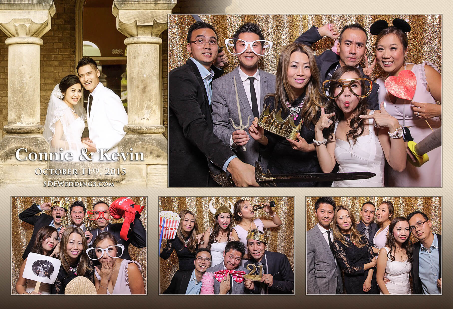 Toronto Chinese Wedding Photo Booth Rental 7
