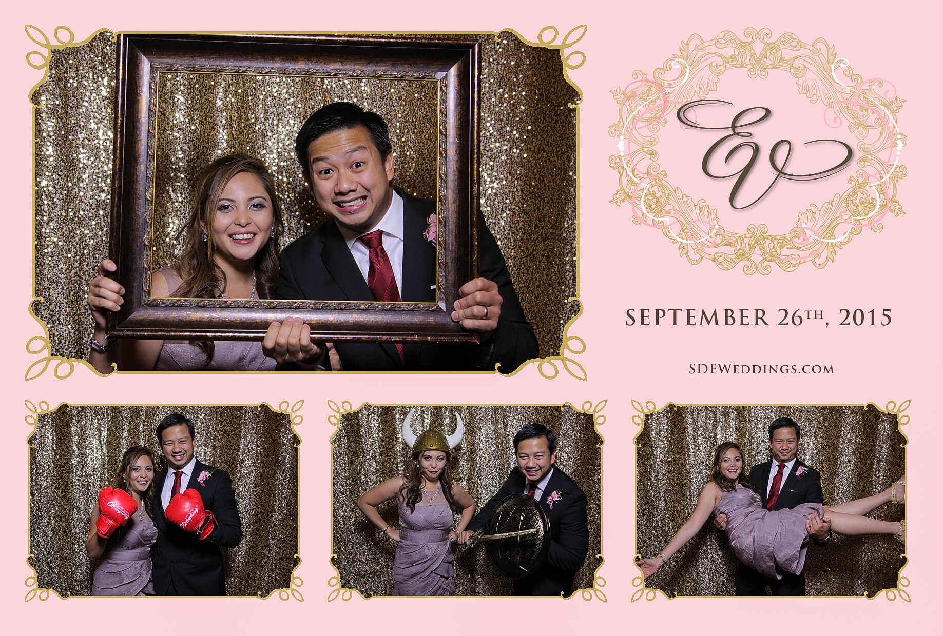 Toronto Ritz-Carlton Wedding Photo Booth Rental 10