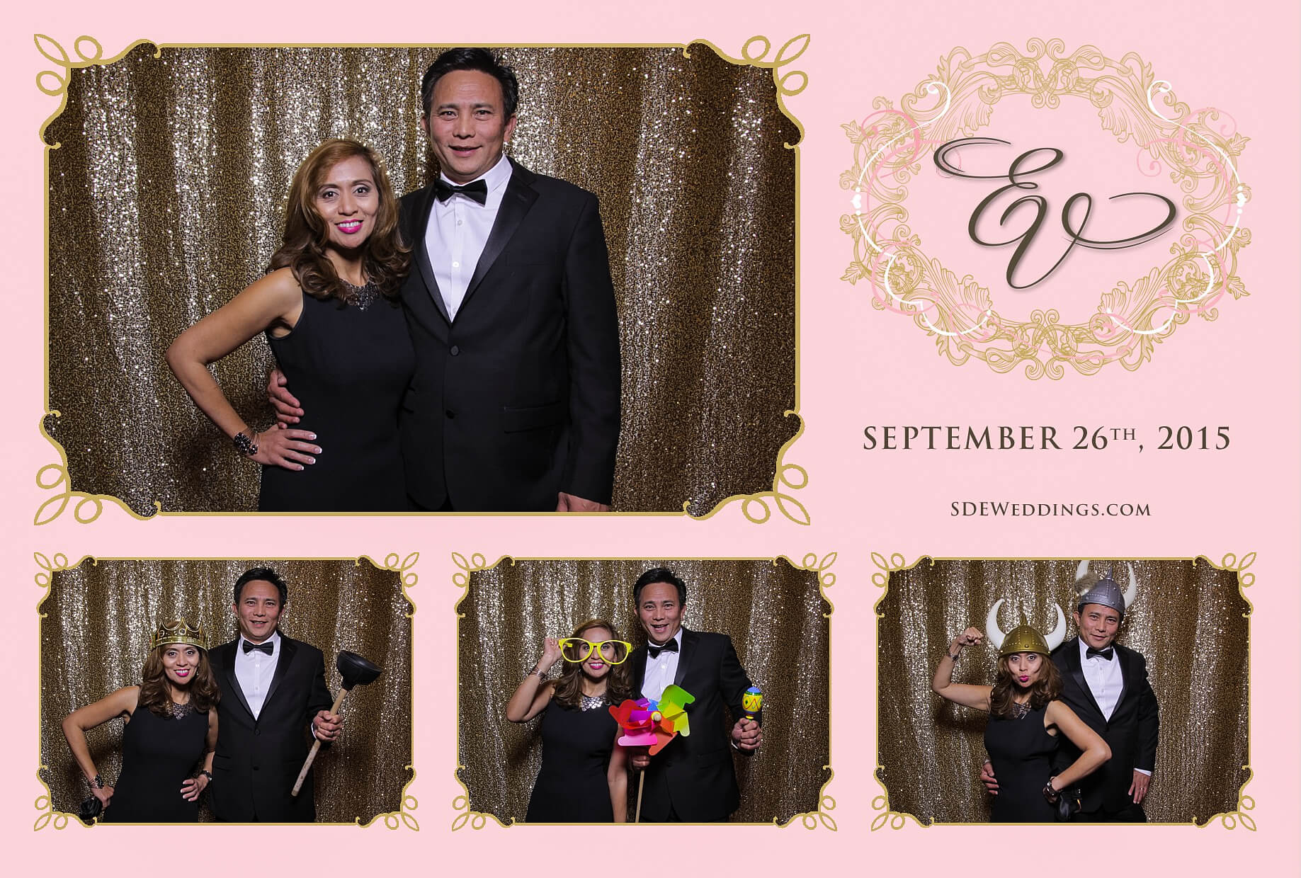 Toronto Ritz-Carlton Wedding Photo Booth Rental 12