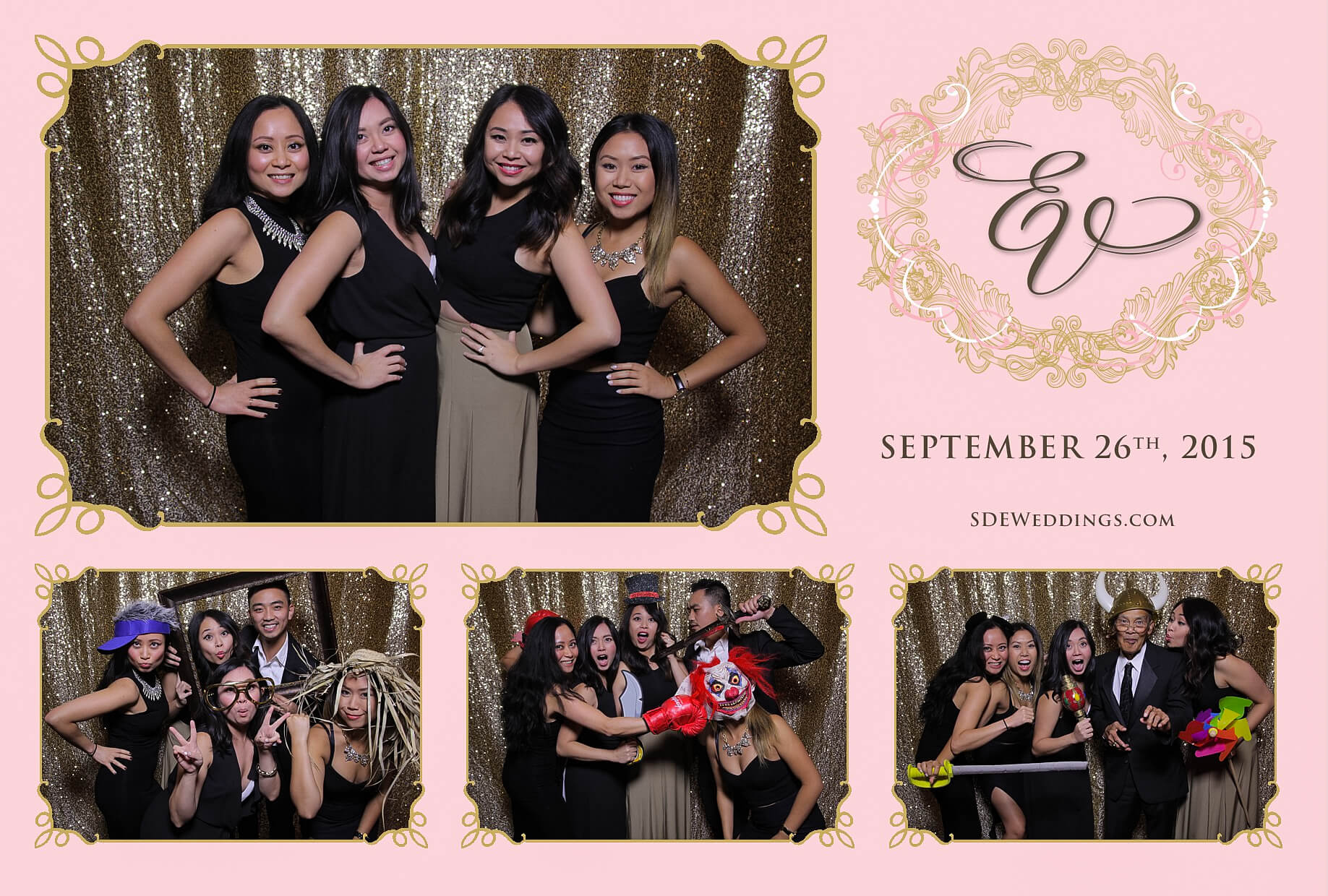 Toronto Ritz-Carlton Wedding Photo Booth Rental 2