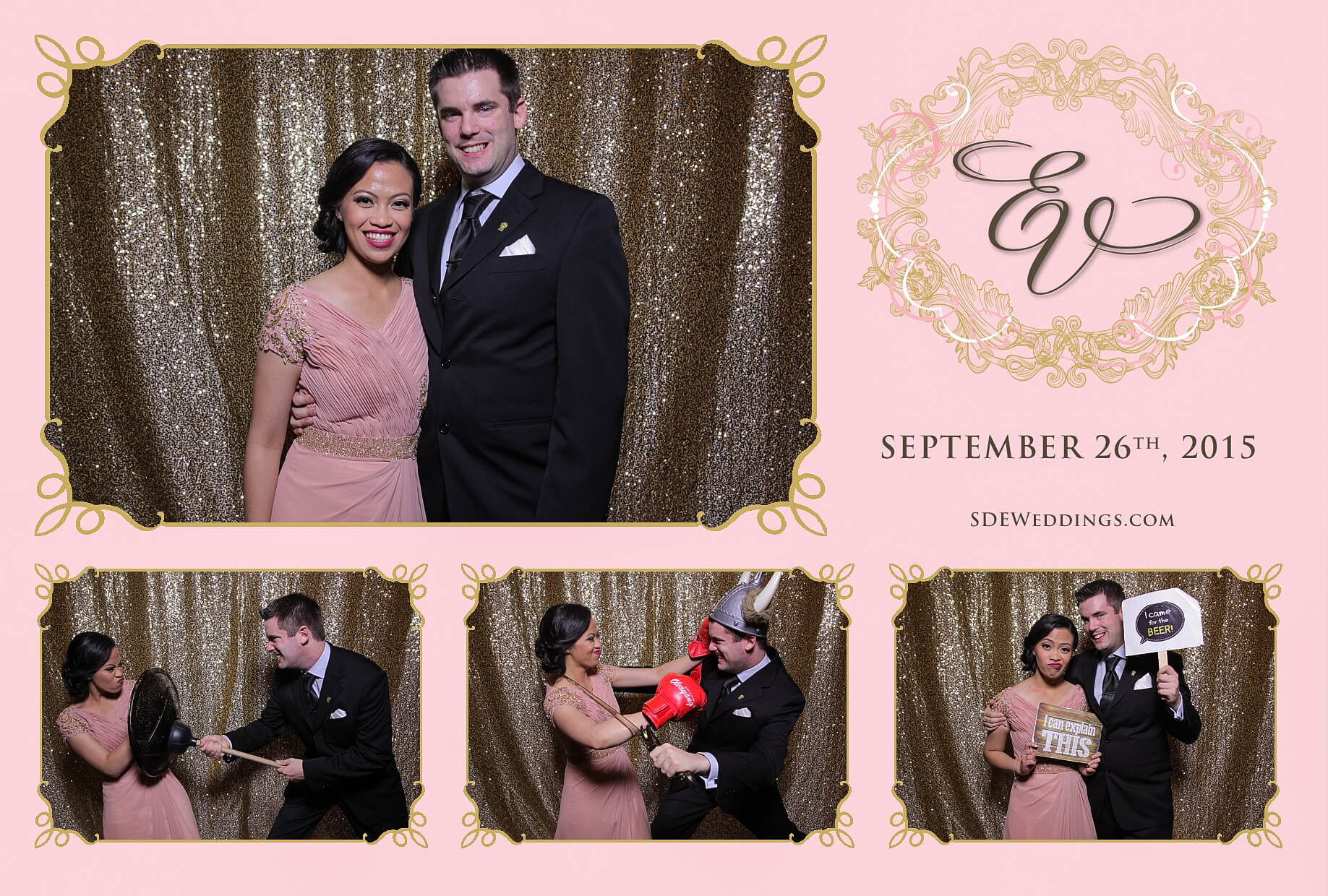 Toronto Ritz-Carlton Wedding Photo Booth Rental 3