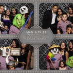 Toronto Wedding Photo Booth at Destiny Banquet Hall