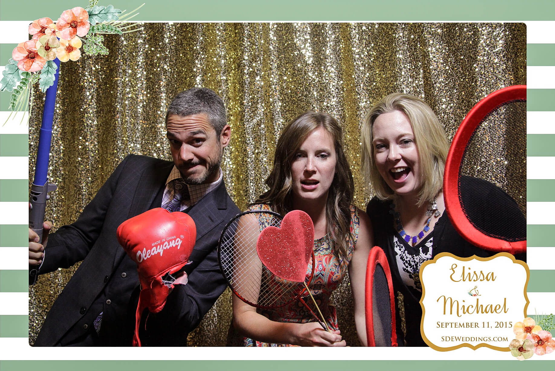 Wedding Photo Booth Rental Toronto at Bayview Golf and Country Club 12