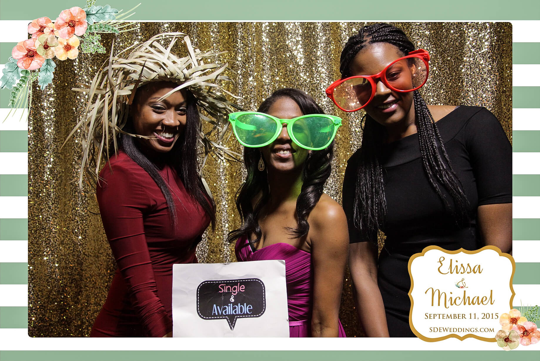 Wedding Photo Booth Rental Toronto at Bayview Golf and Country Club 8