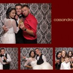Wedding Photo Booth Rental at the Oakville Conference and Banquet Centre