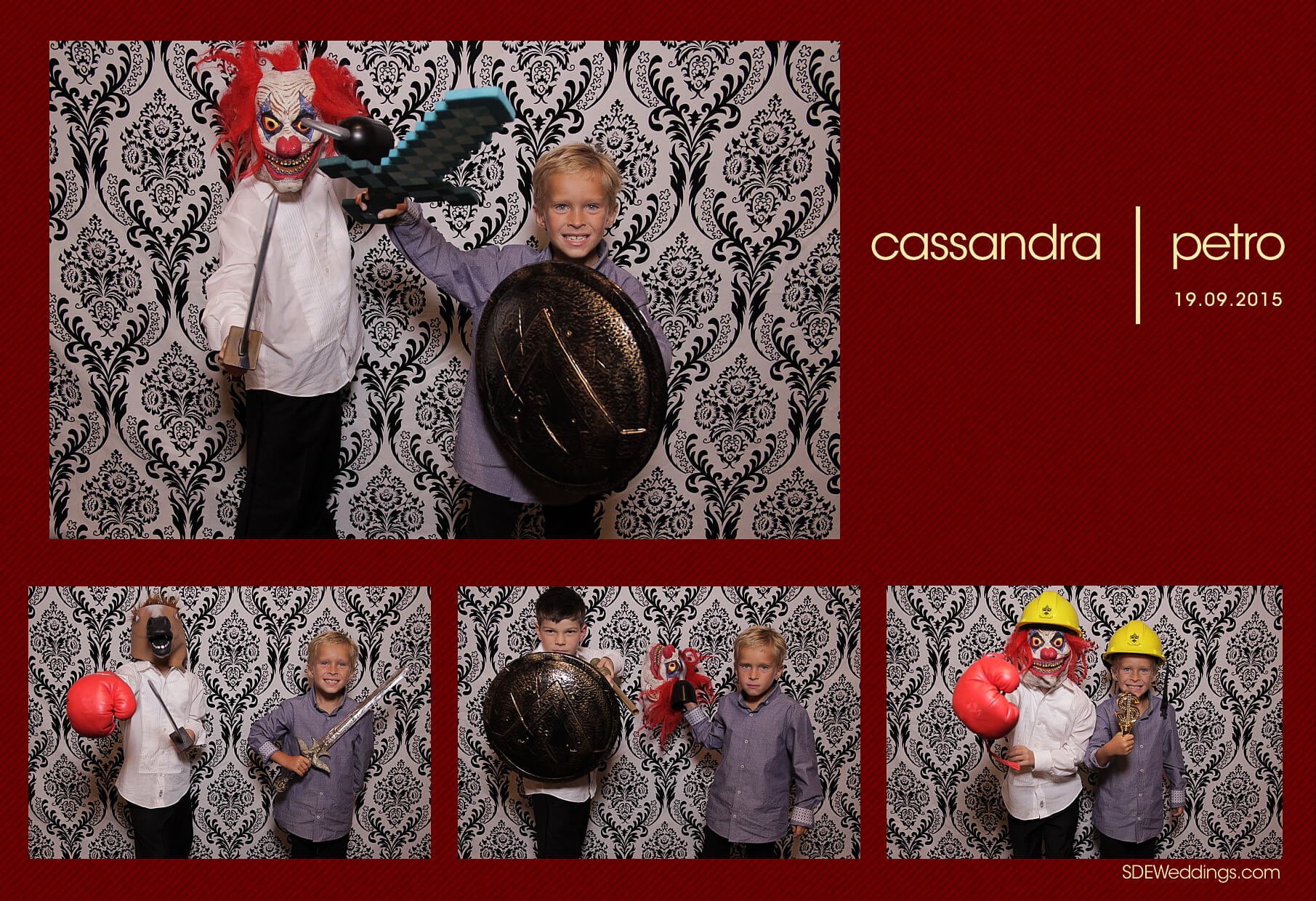 Wedding Photo Booth Rental at the Oakville Conference and Banquet Centre 7