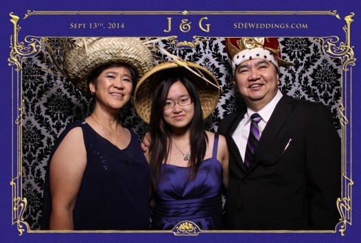 toronto bayview golf country club wedding photobooth photo 1