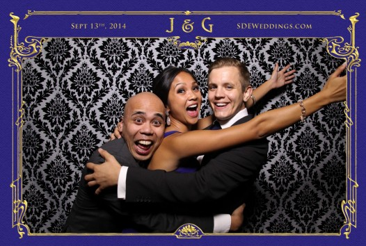 toronto bayview golf country club wedding photobooth photo 2