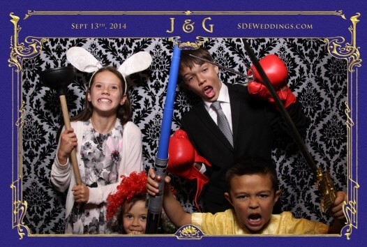 toronto bayview golf country club wedding photobooth photo 5