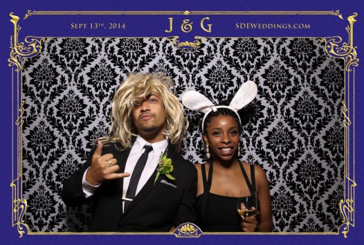 toronto bayview golf country club wedding photobooth photo 6