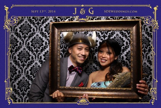 toronto bayview golf country club wedding photobooth photo 8
