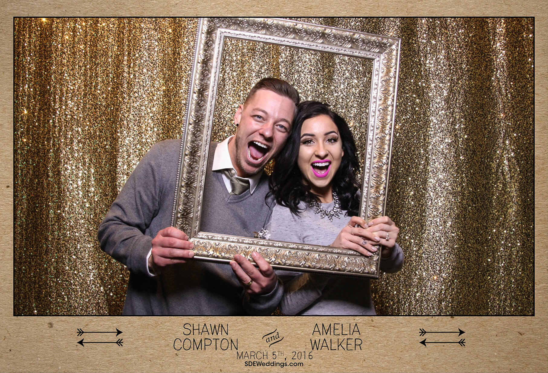 Toronto Propeller Coffee Wedding Photo Booth Rental 1