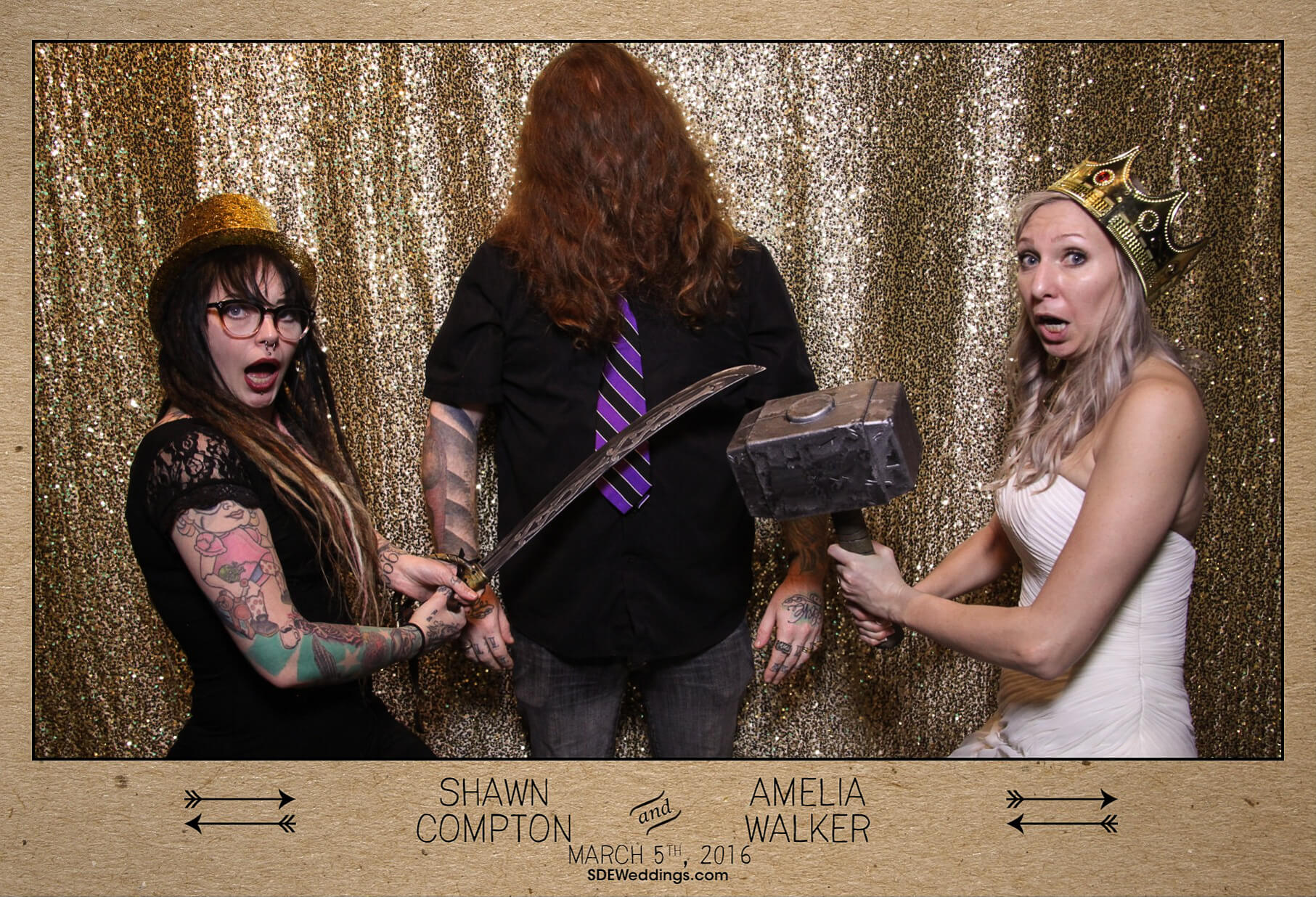 Toronto Propeller Coffee Wedding Photo Booth Rental 10