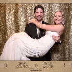 Toronto Propeller Coffee Wedding Photo Booth Rental