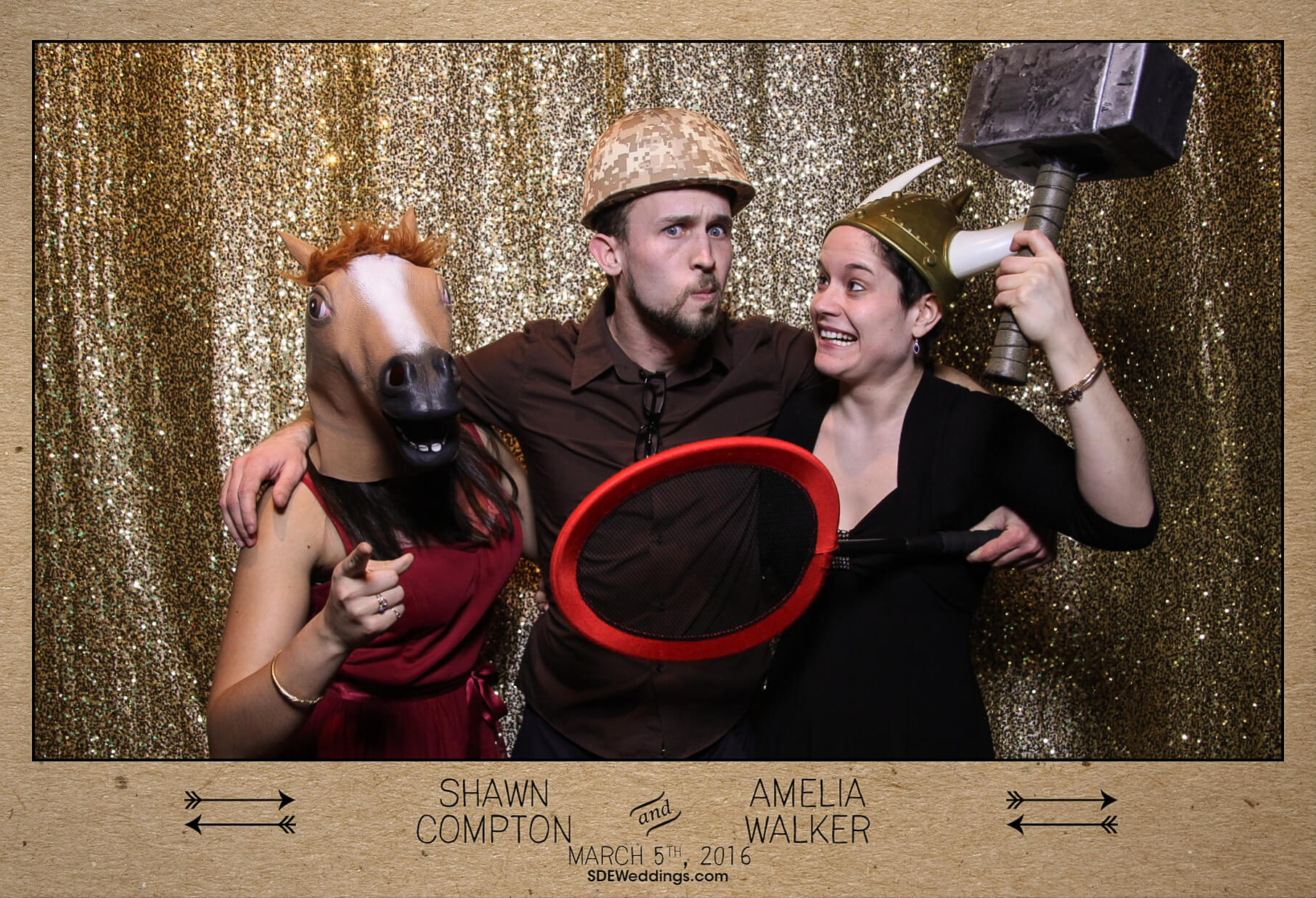 Toronto Propeller Coffee Wedding Photo Booth Rental 3