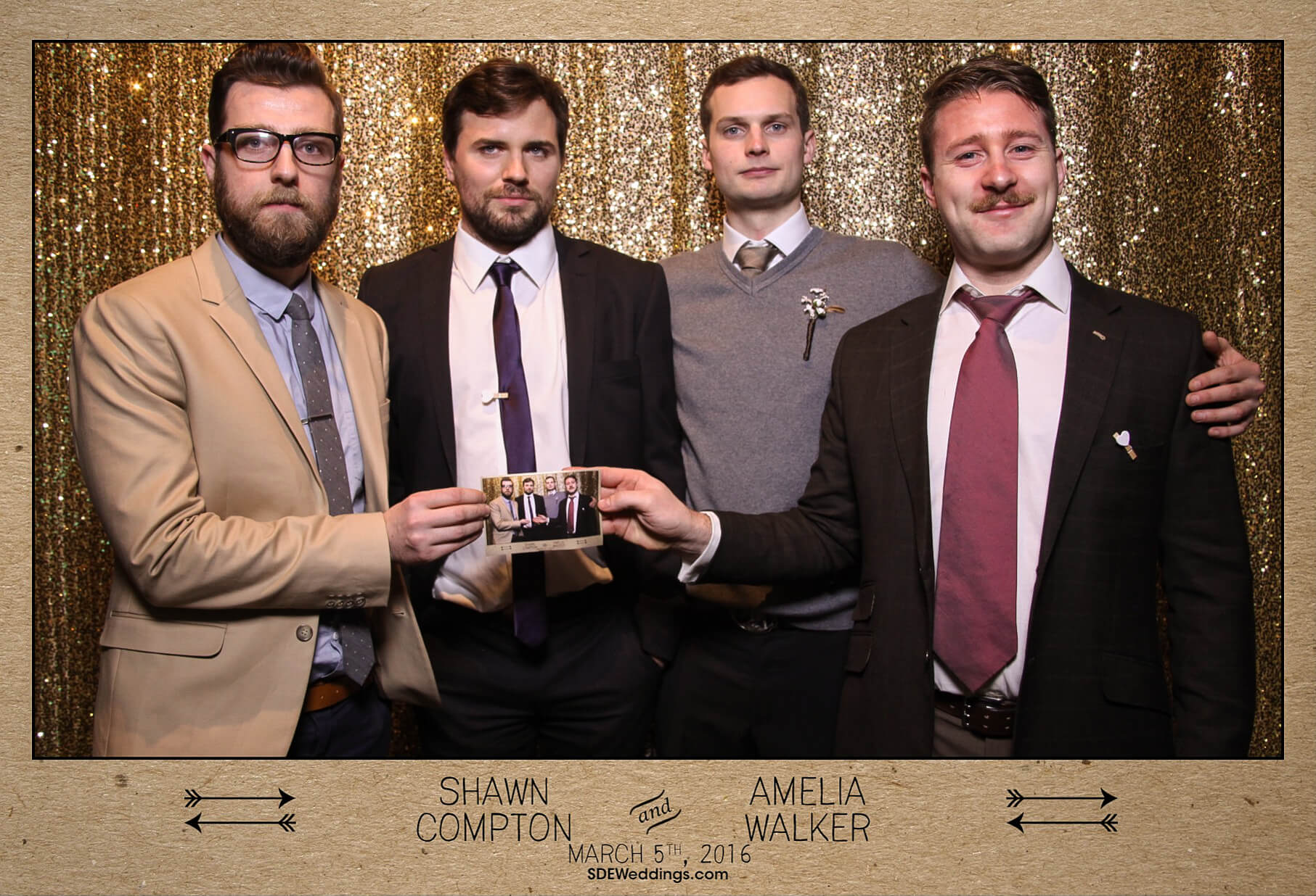 Toronto Propeller Coffee Wedding Photo Booth Rental 6