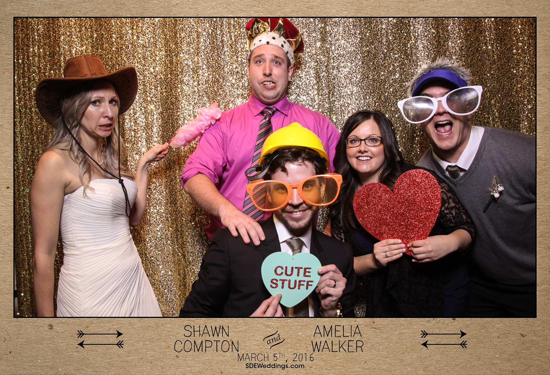 Toronto Propeller Coffee Wedding Photo Booth Rental 9