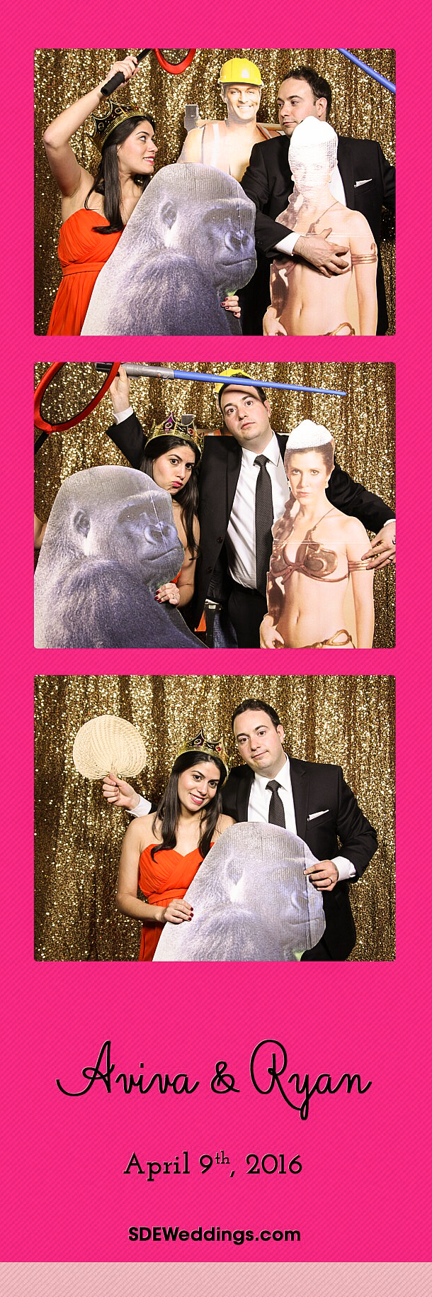 Art Gallery of Ontario AGO Wedding Photo Booth Rental 11