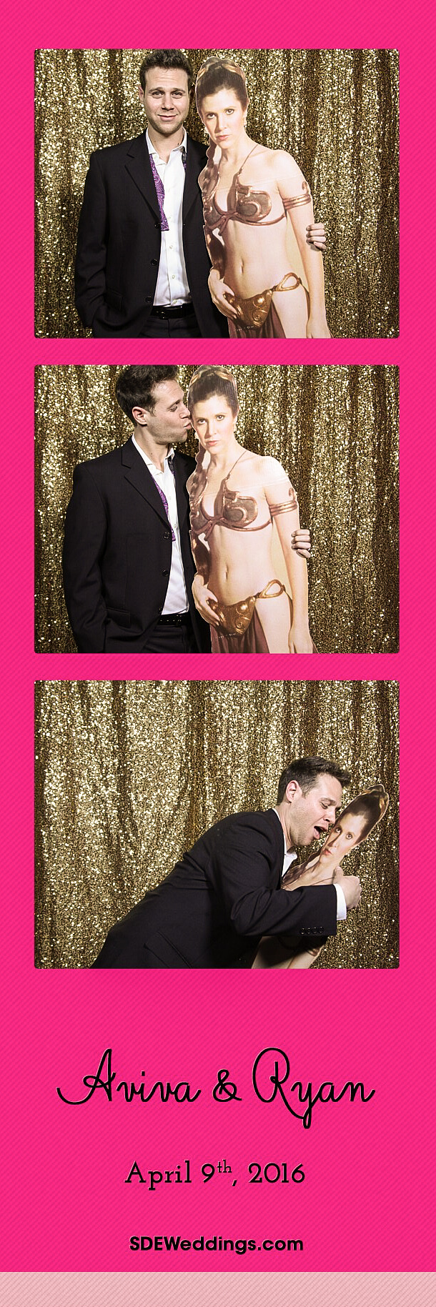 Art Gallery of Ontario AGO Wedding Photo Booth Rental 4