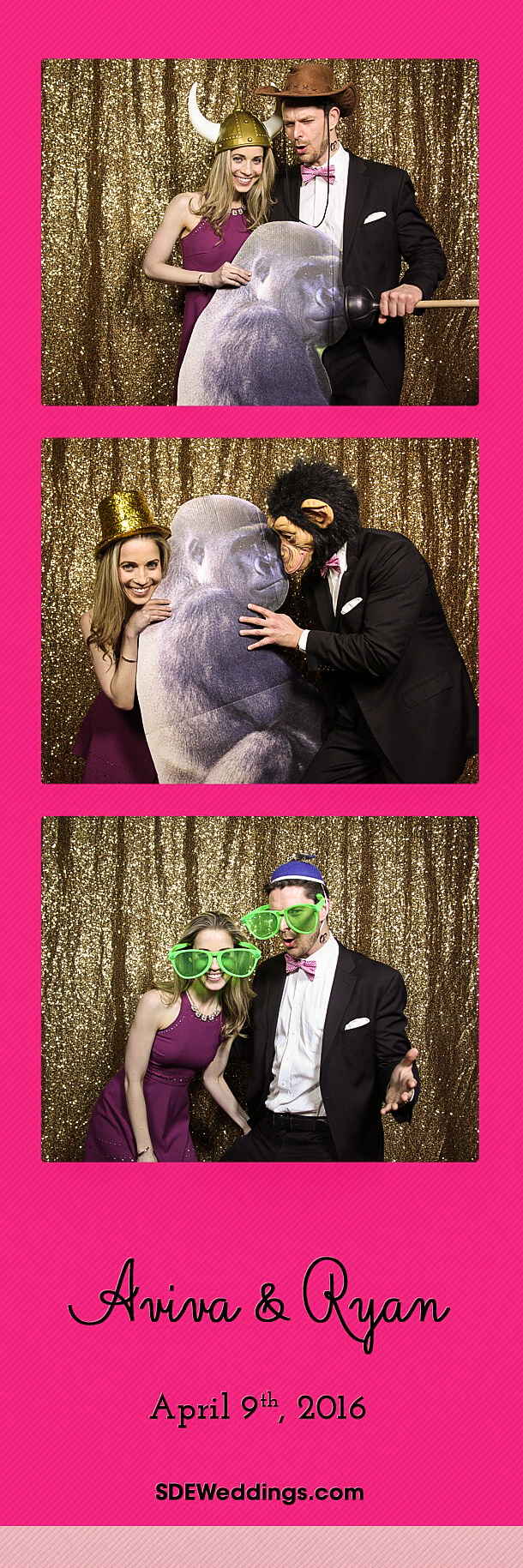 Art Gallery of Ontario AGO Wedding Photo Booth Rental 5