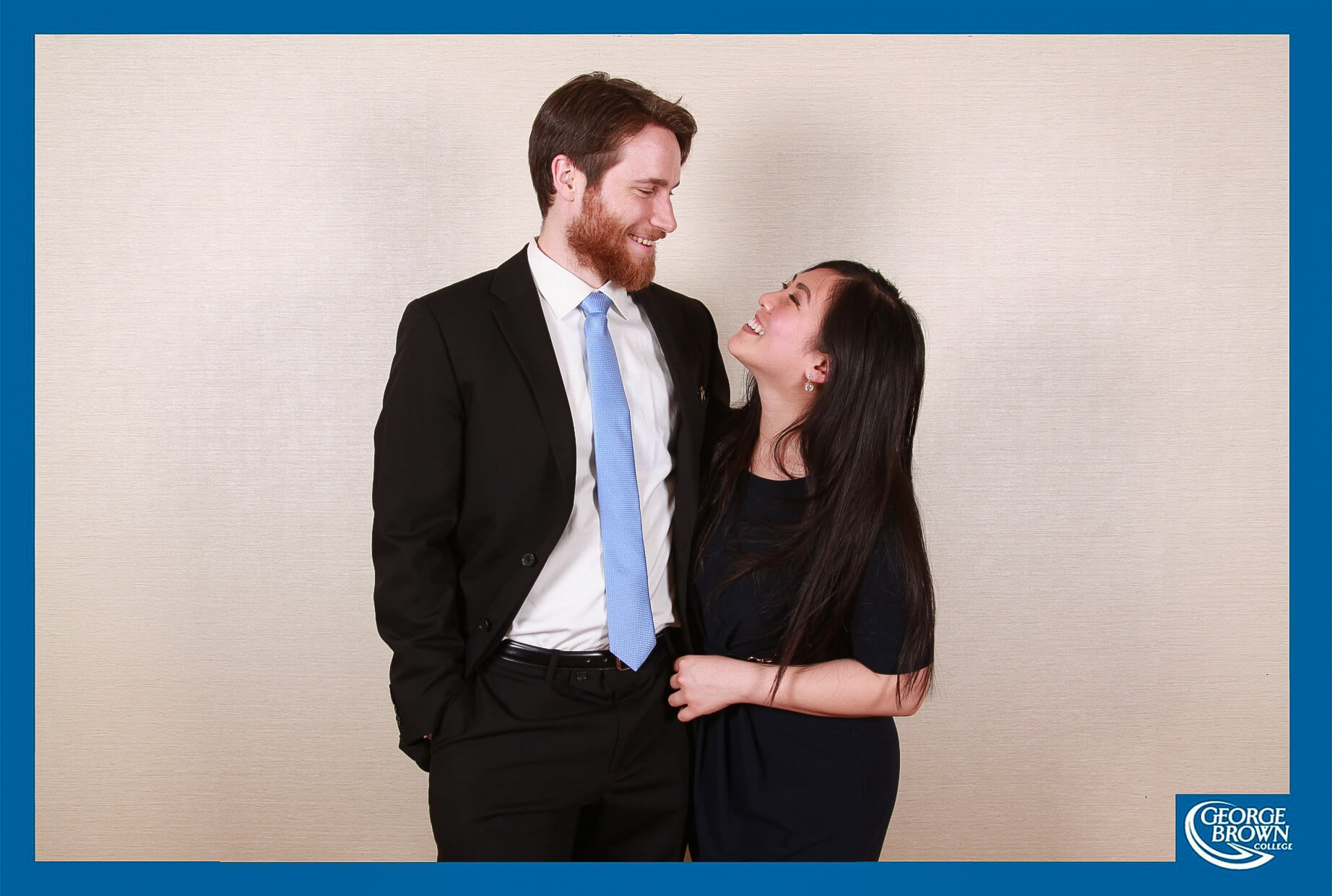 Toronto George Brown Corporate Photo Booth Rental 10