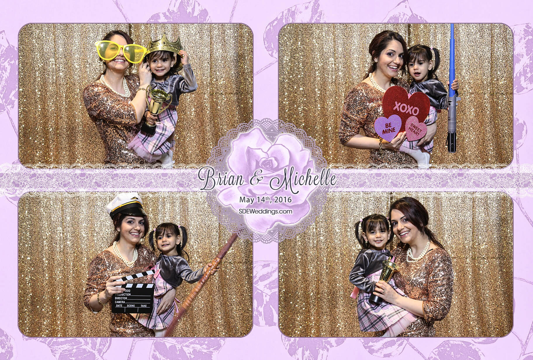 Toronto Universal Event Space Wedding Photo Booth Rental 1
