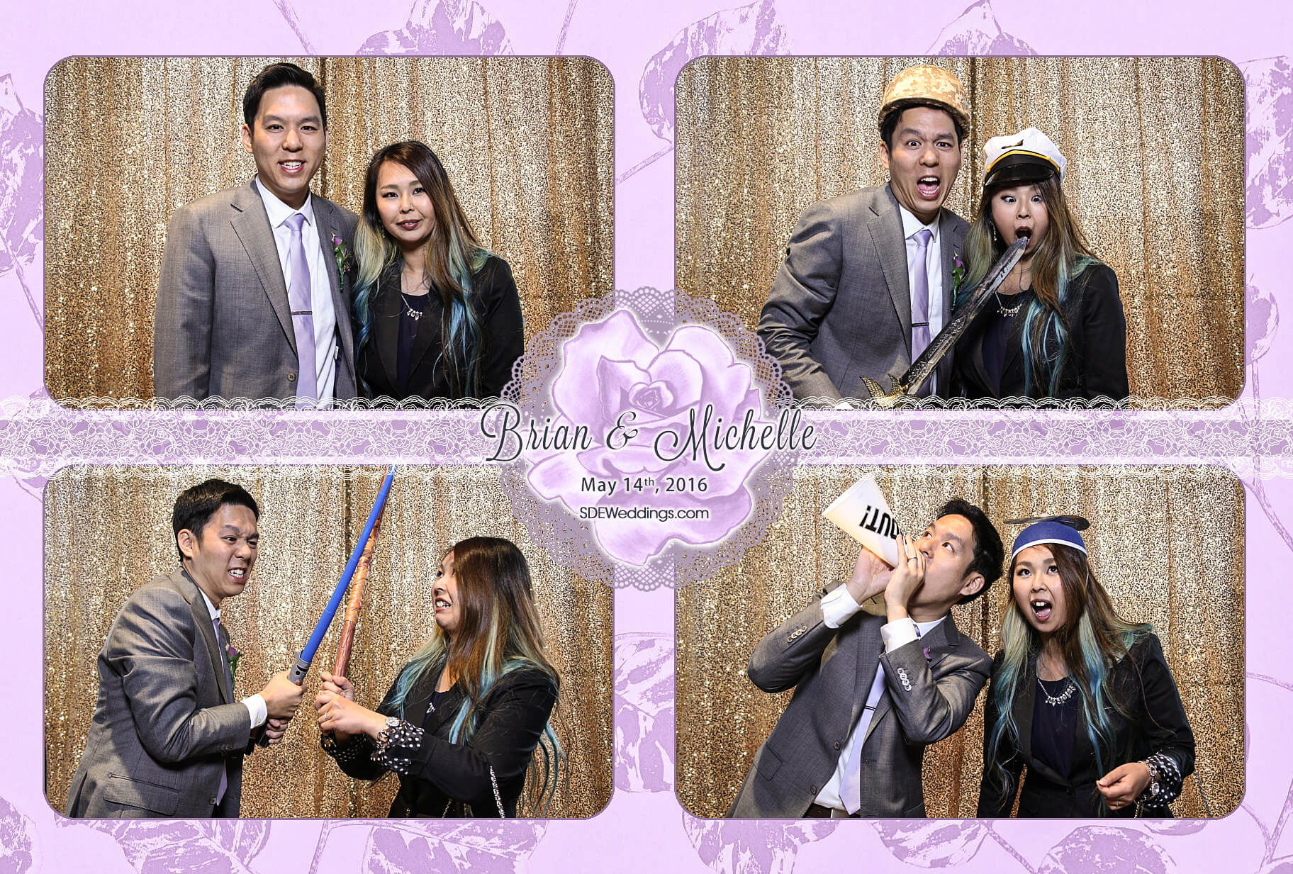 Toronto Universal Event Space Wedding Photo Booth Rental 2