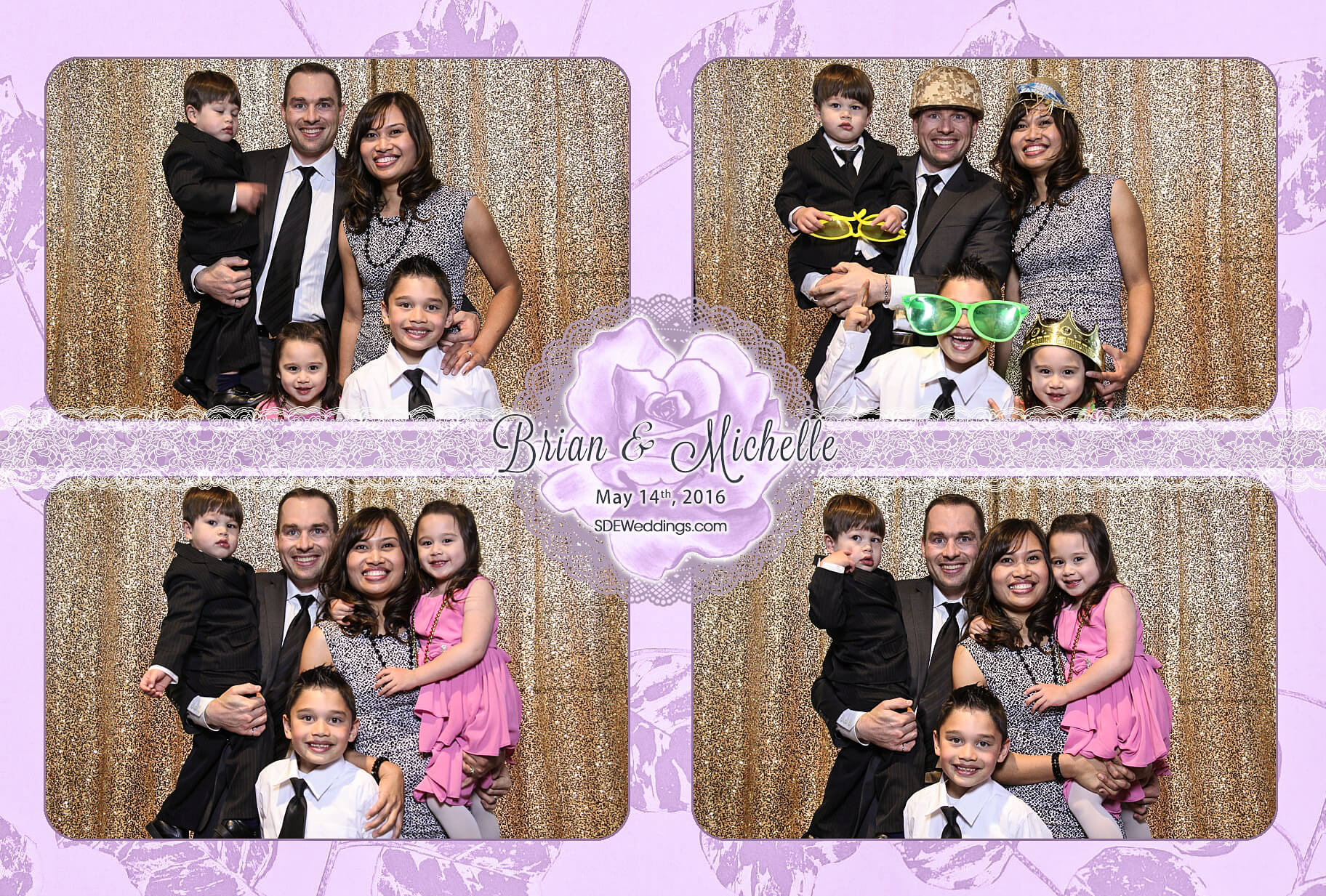 Toronto Universal Event Space Wedding Photo Booth Rental 3