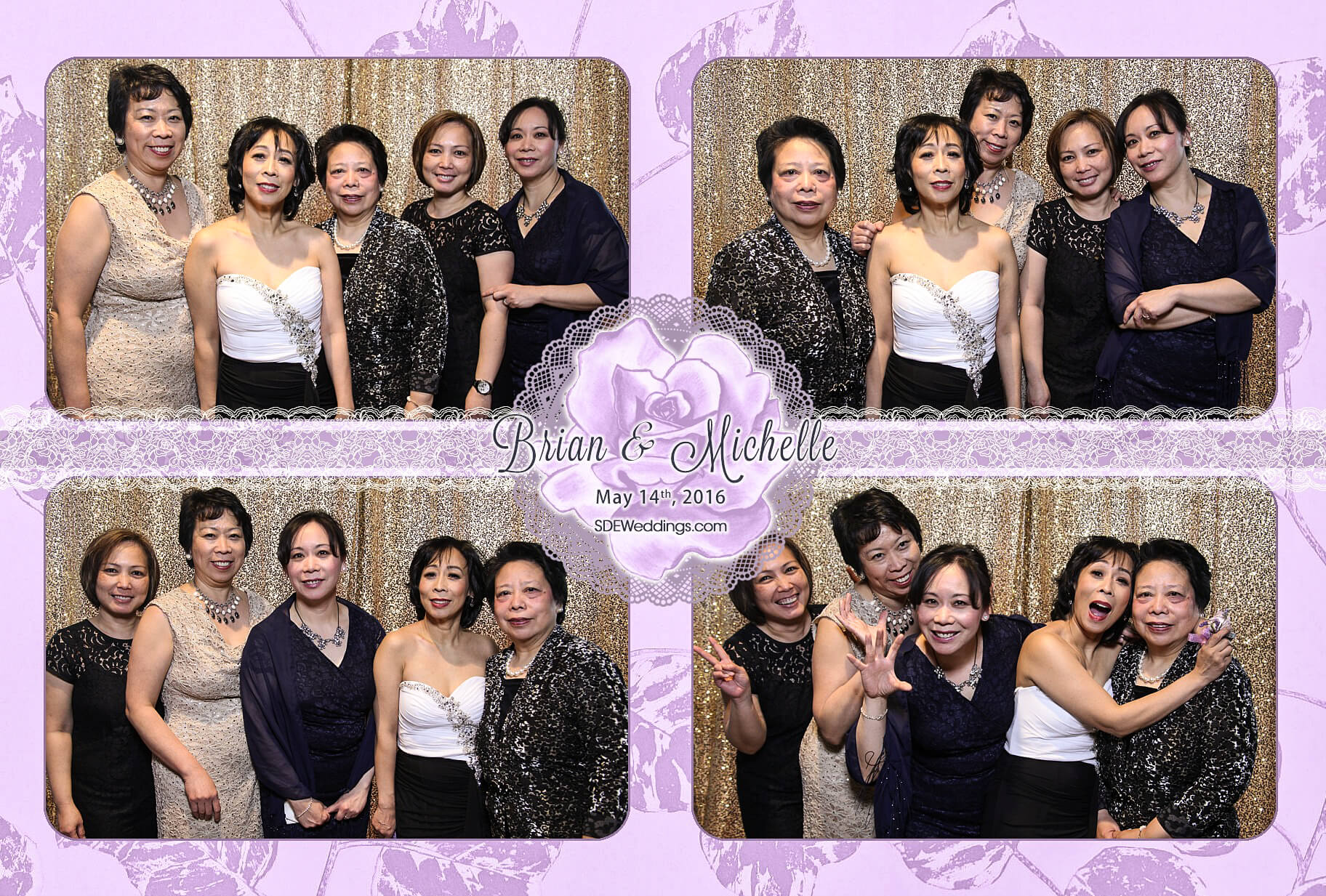 Toronto Universal Event Space Wedding Photo Booth Rental 4