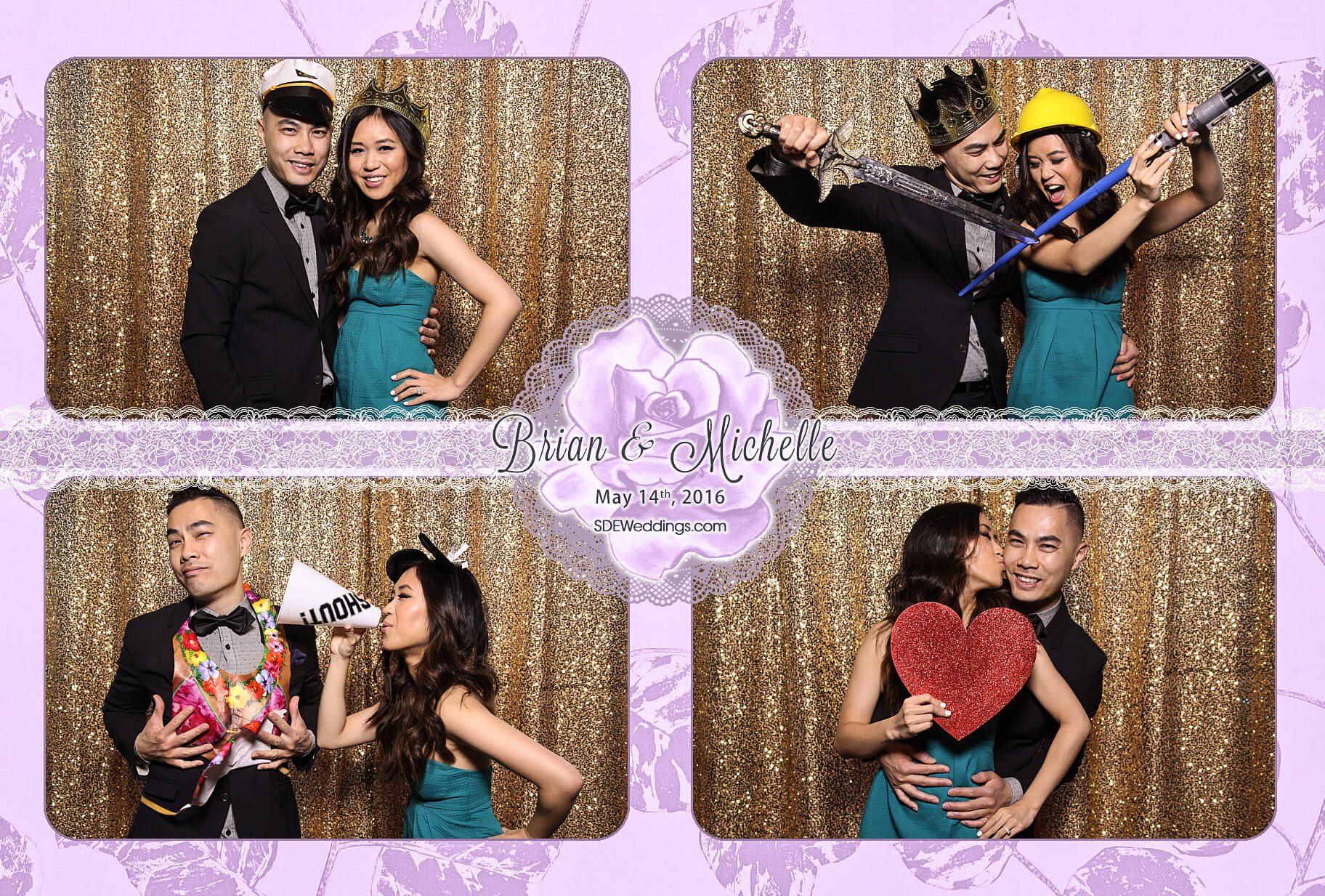 Toronto Universal Event Space Wedding Photo Booth Rental 5