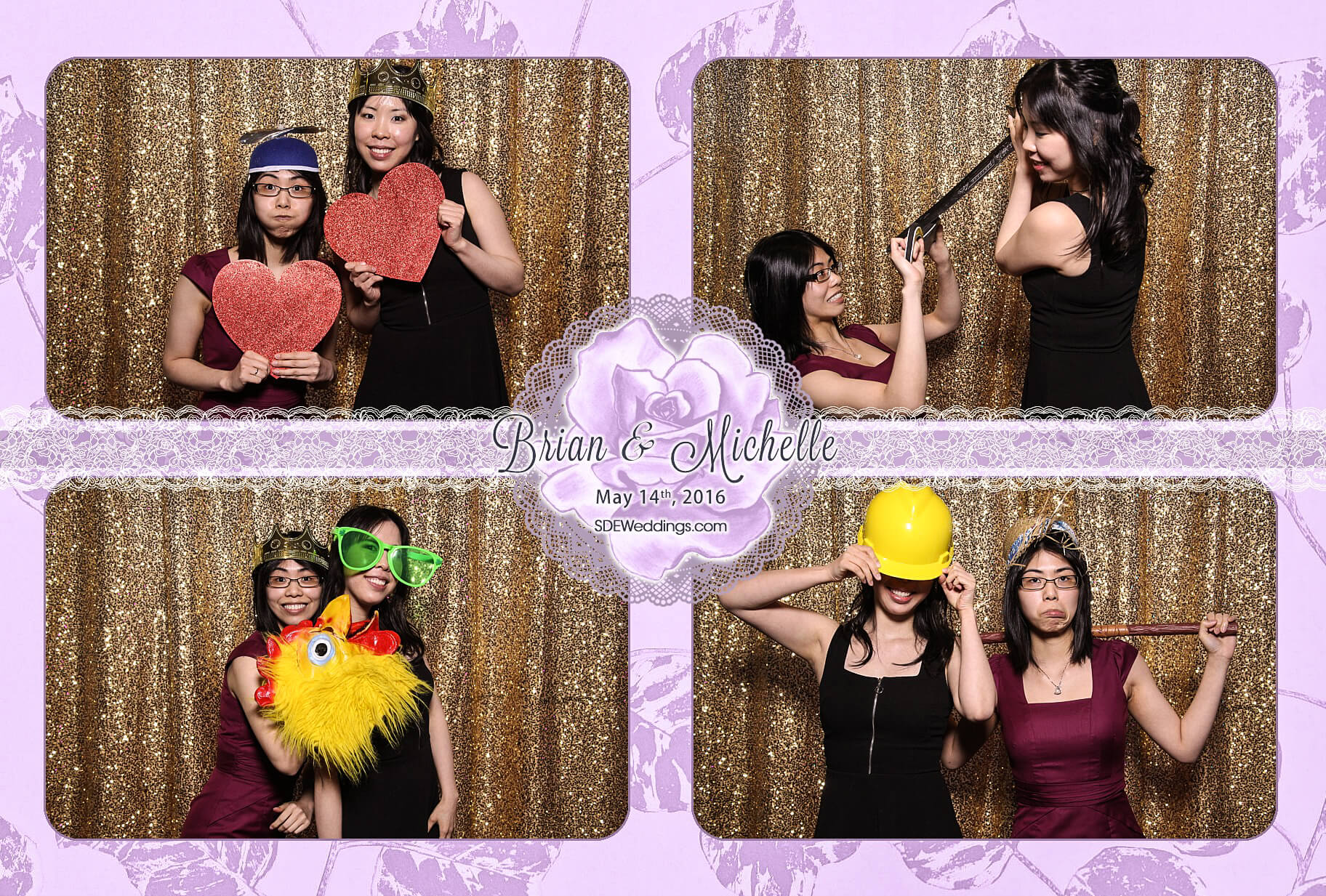 Toronto Universal Event Space Wedding Photo Booth Rental 6