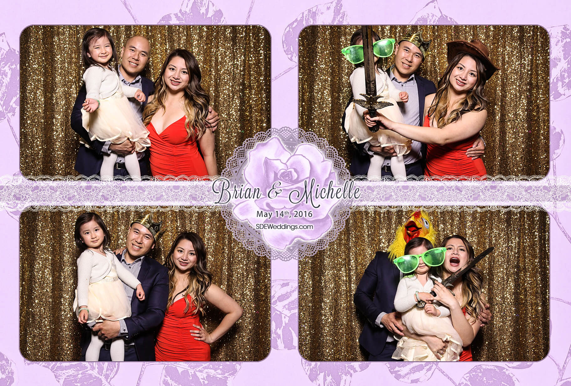 Toronto Universal Event Space Wedding Photo Booth Rental 7