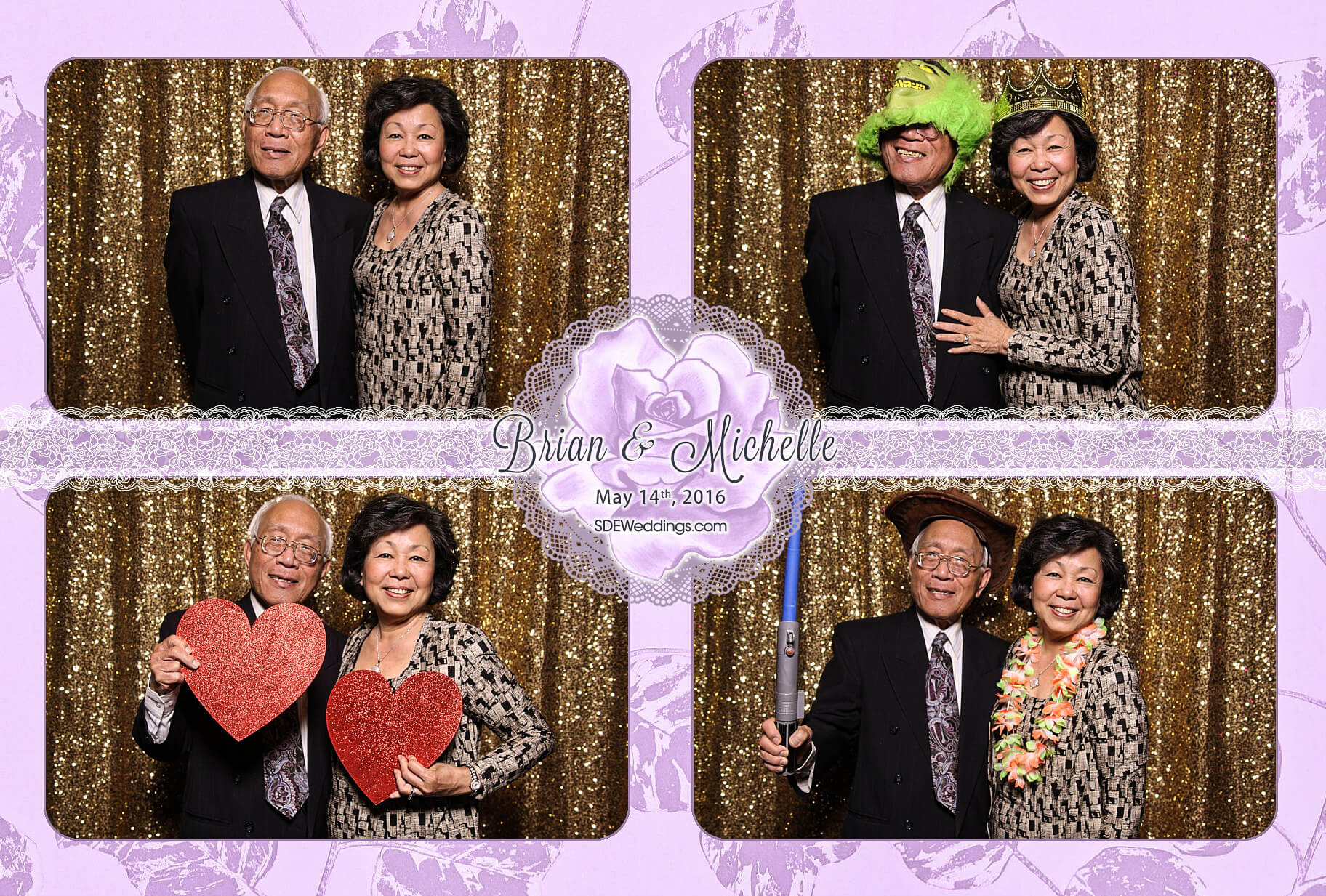 Toronto Universal Event Space Wedding Photo Booth Rental 8
