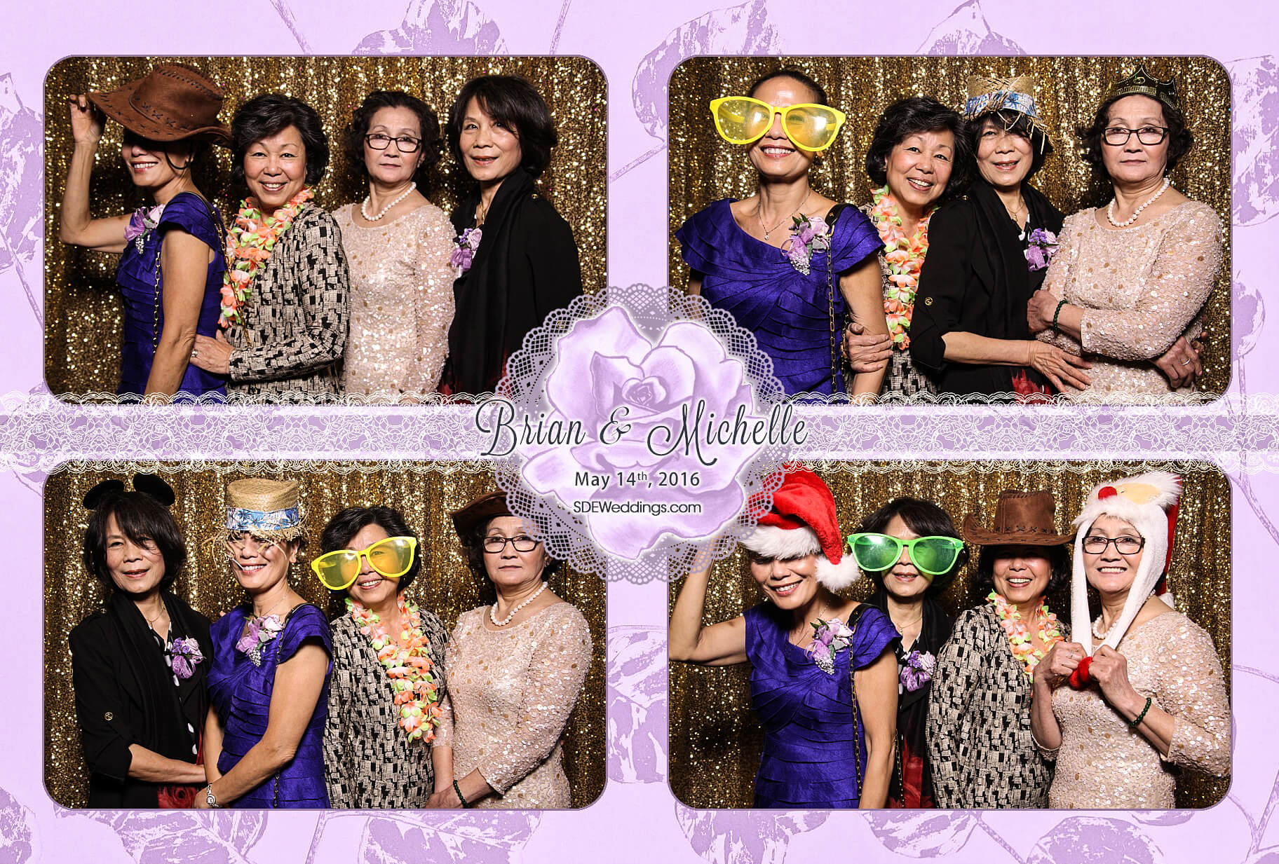 Toronto Universal Event Space Wedding Photo Booth Rental 9