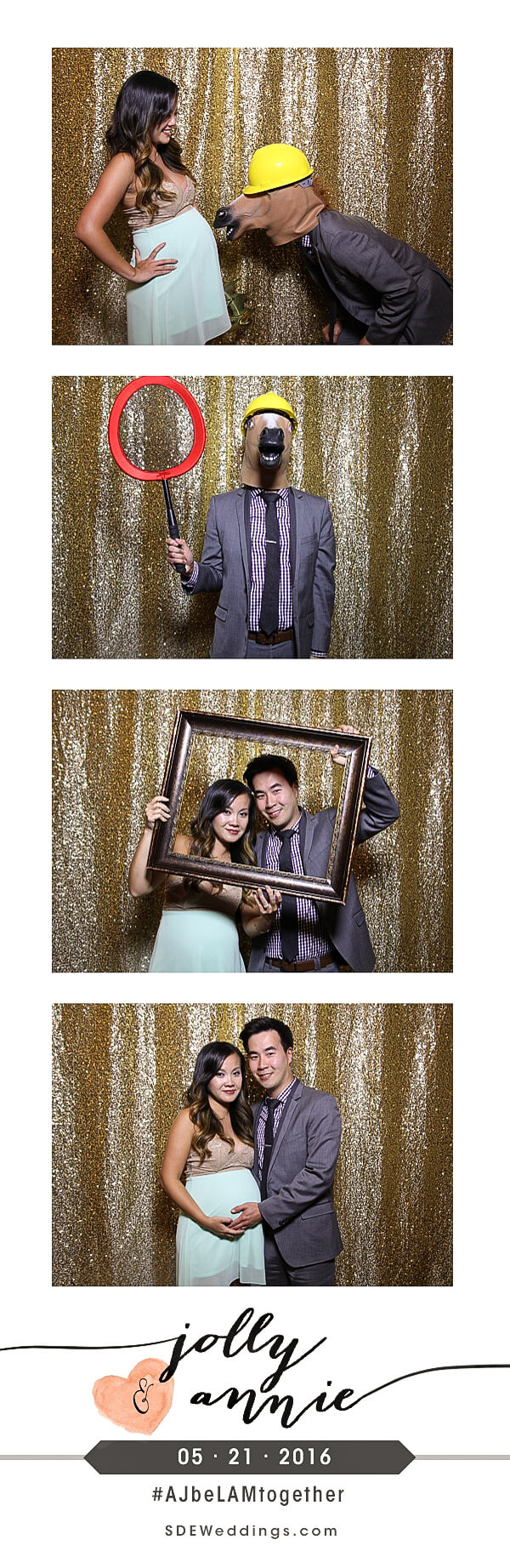 Hazelton Wedding Photo Booth Rental 12