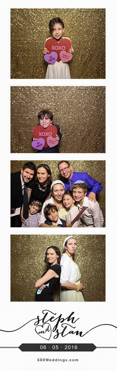 Toronto Beth Tzedec Jewish Photo Booth Rental 1