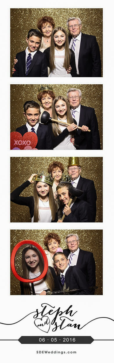 Toronto Beth Tzedec Jewish Photo Booth Rental 3