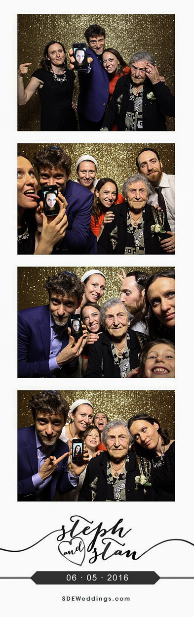 Toronto Beth Tzedec Jewish Photo Booth Rental 8