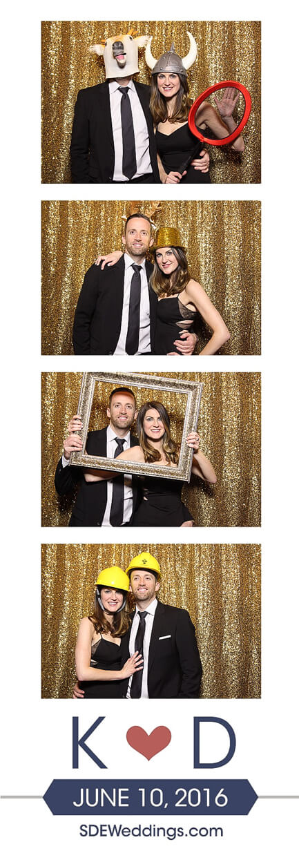 Toronto Casa Loma Wedding Photo Booth Rental 1