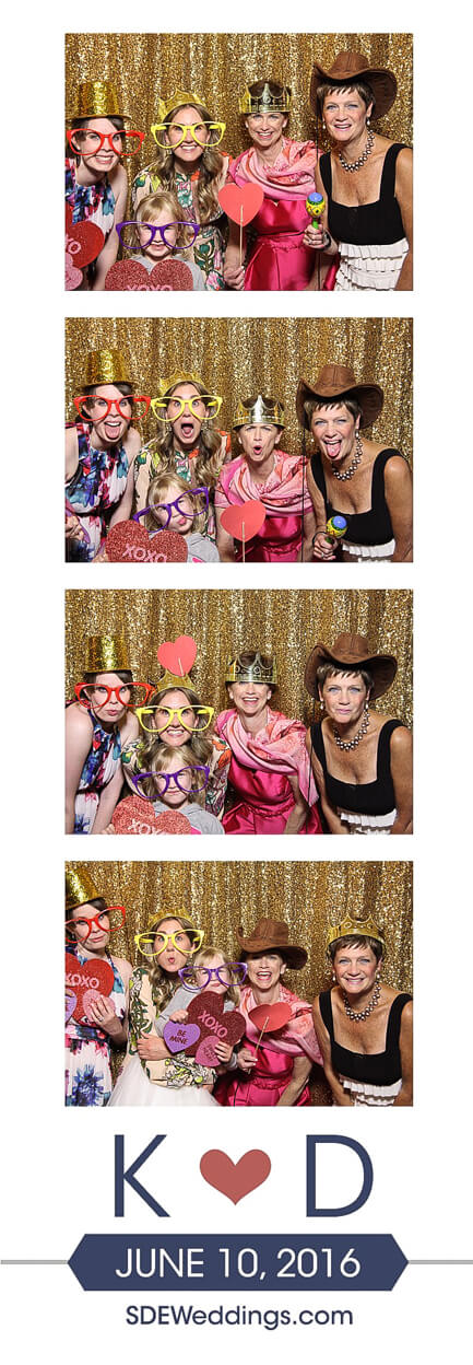 Toronto Casa Loma Wedding Photo Booth Rental 10