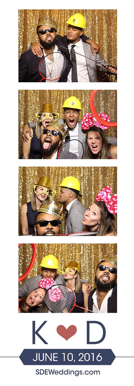 Toronto Casa Loma Wedding Photo Booth Rental 12