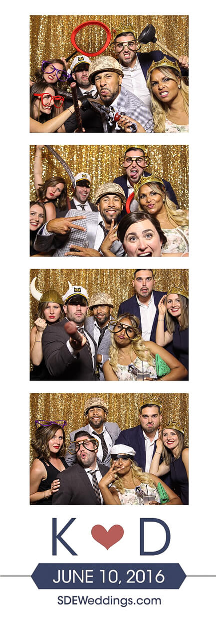 Toronto Casa Loma Wedding Photo Booth Rental 2