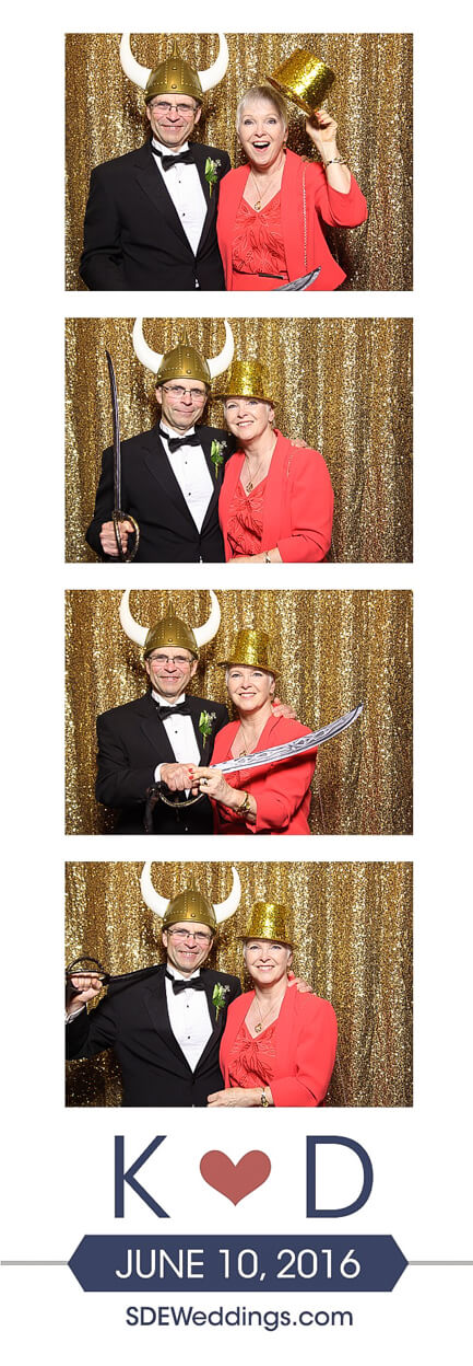 Toronto Casa Loma Wedding Photo Booth Rental 5