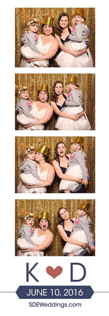 Toronto Casa Loma Wedding Photo Booth Rental 8