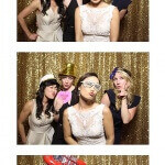 Toronto Four Seasons Hotel Wedding Photo Booth Rental