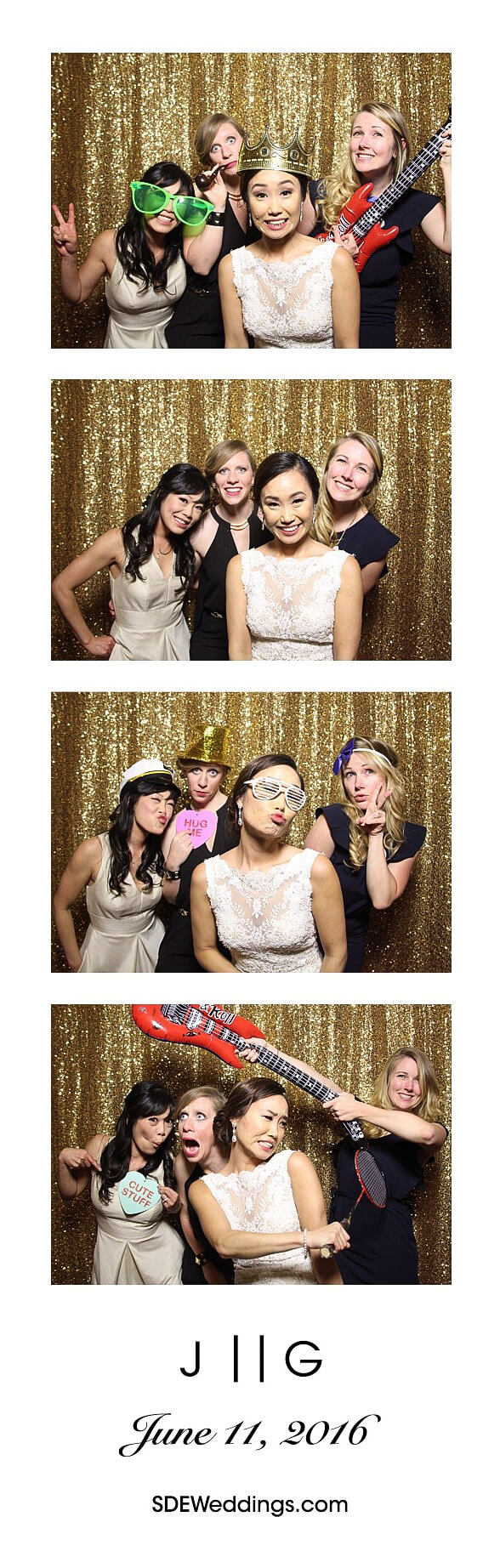 Toronto Four Seasons Hotel Wedding Photo Booth Rental 10