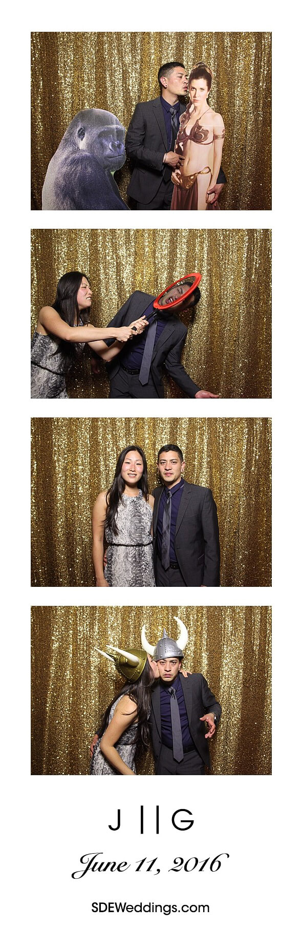 Toronto Four Seasons Hotel Wedding Photo Booth Rental 11