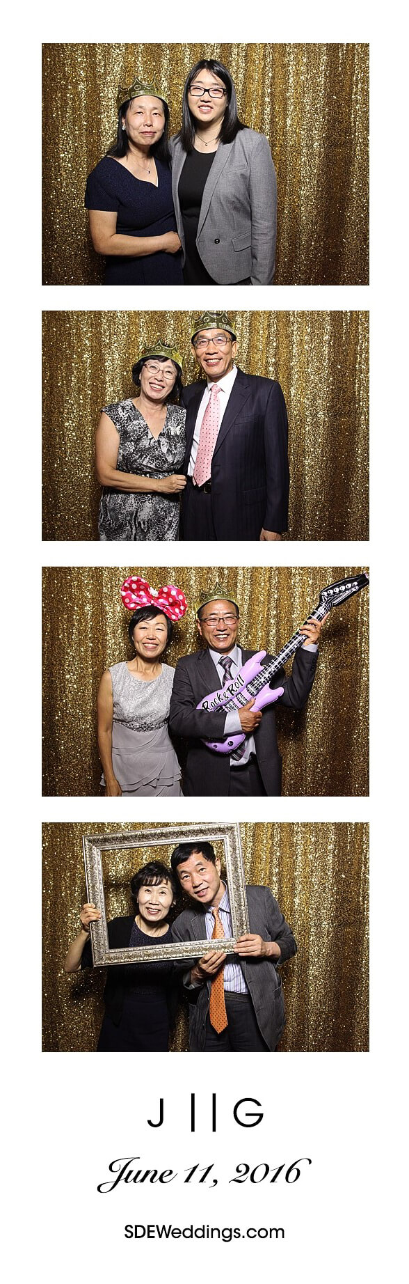 Toronto Four Seasons Hotel Wedding Photo Booth Rental 5