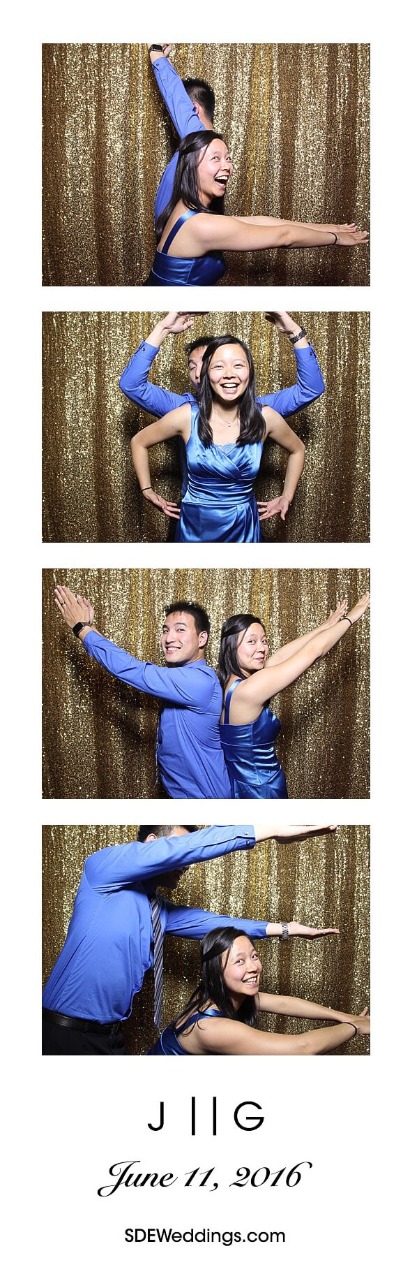Toronto Four Seasons Hotel Wedding Photo Booth Rental 8